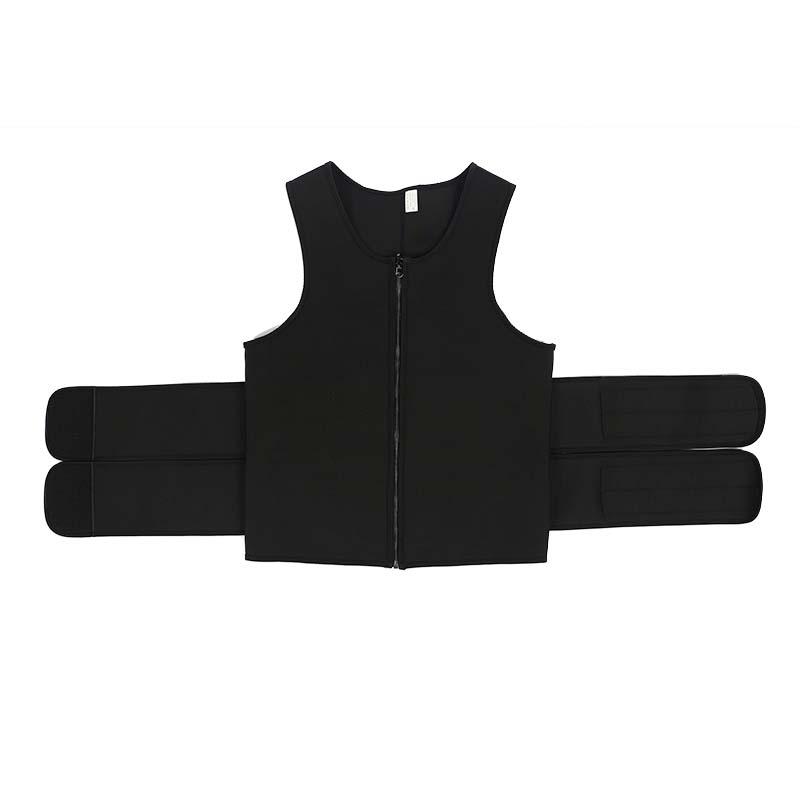 Men Waist Trainer Vest 4