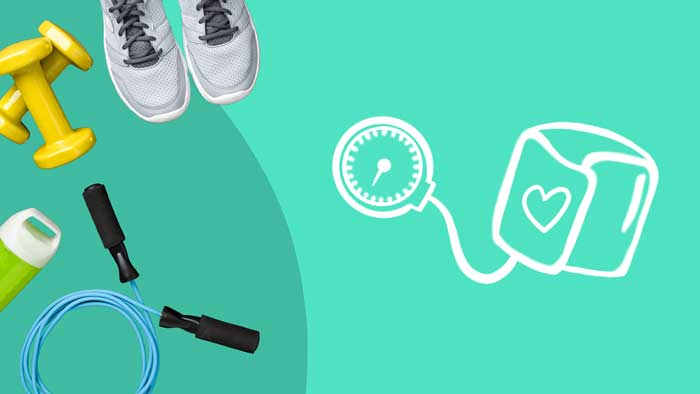 Precautions for menstrual exercise
